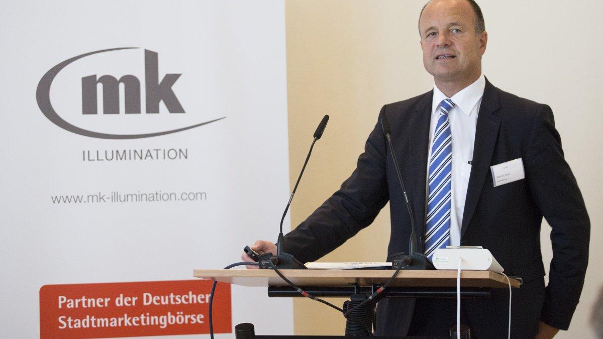 Oberbürgermeister Werner Spec