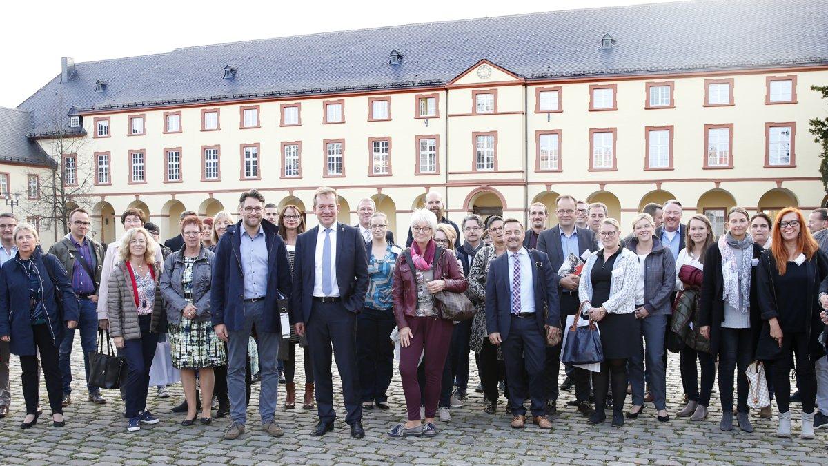 Exkursion in Siegen